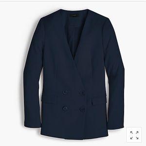 JCrew French girl blazer